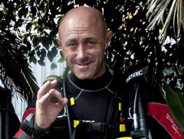 Dave Brown Aquarius dive center