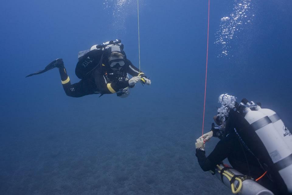 Delayed Surface Marker Buoy DSMB SMB diver