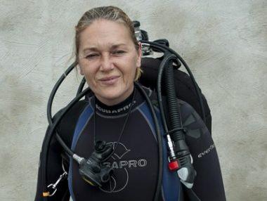 Doina Geana Aquarius dive center
