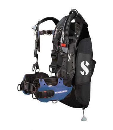 Hydros Pro blue scubapro