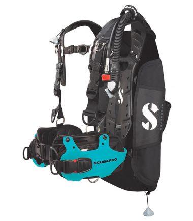 Hydros Pro turquoise scubapro