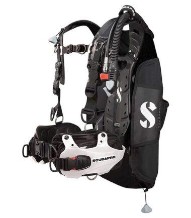 Hydros Pro white scubapro