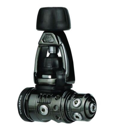 Scubapro MK19 evo black tech int