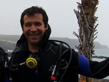 Miha Filip Aquarius dive center