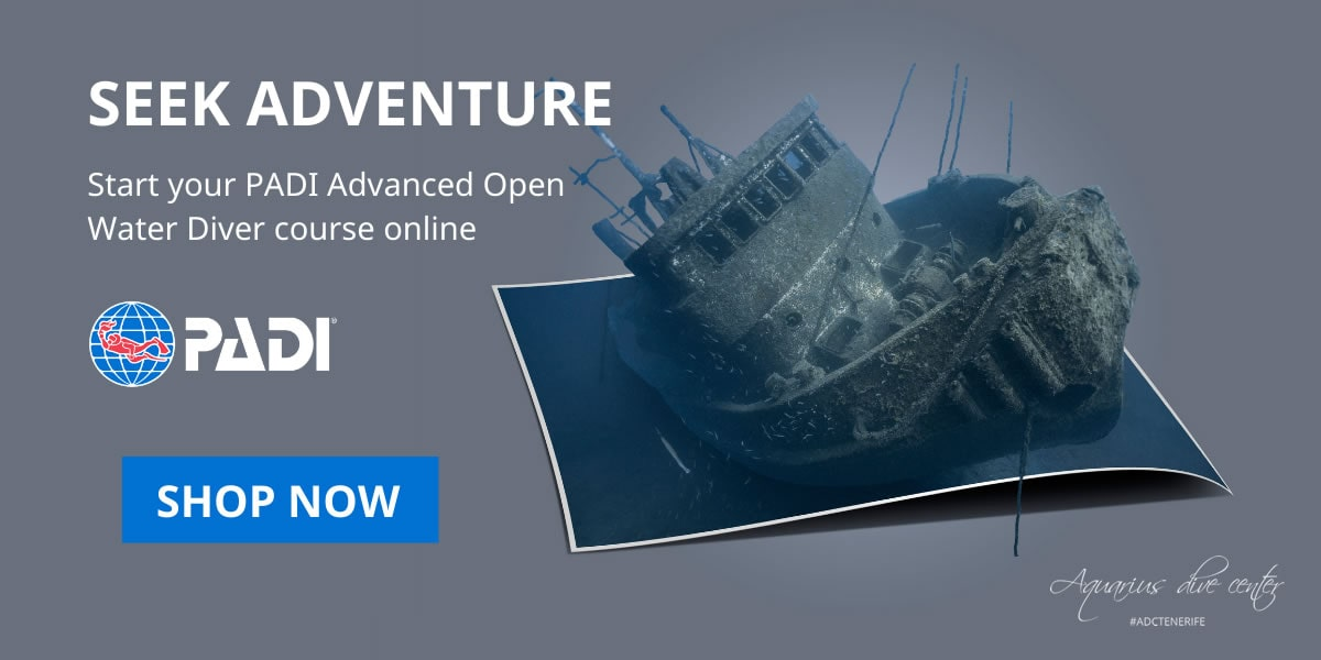 PADI eLearning advanced open water diver