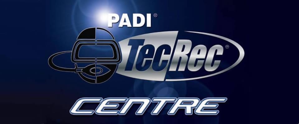 Padi TecRec Center technical diving Tenerife