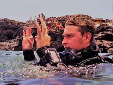 Ryan Gros Aquarius dive center