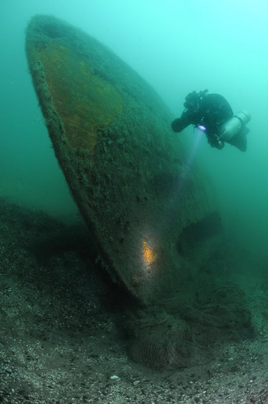 SC-213 submarine aquarius dive center tenerife