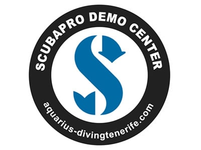 Scubapro demo center Tenerife