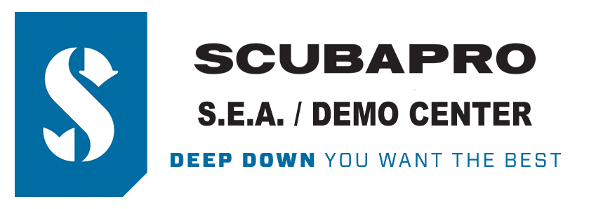 Scubapro demo center sea