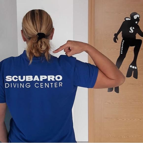 Scubapro sea center tenerife
