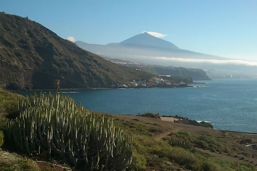 Tenerife Canary Islands volcano teide