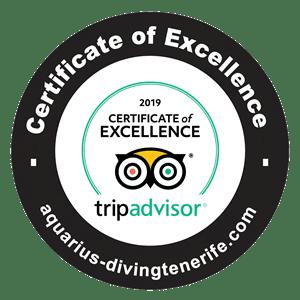 Tripadvisor Certificaat 2019