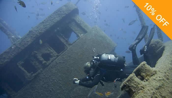 padi advanced diver