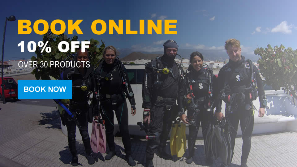 diving course offer