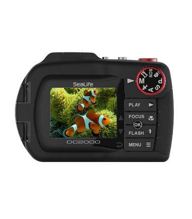 dc2000 camera sealife