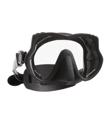 devil scubapro mask