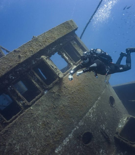 dive packages tenerife