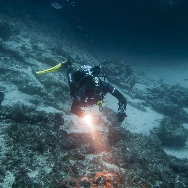 dive sites tenerife Palm Mar