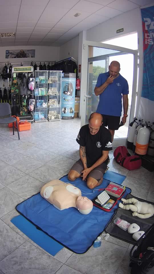 emergency first response efr