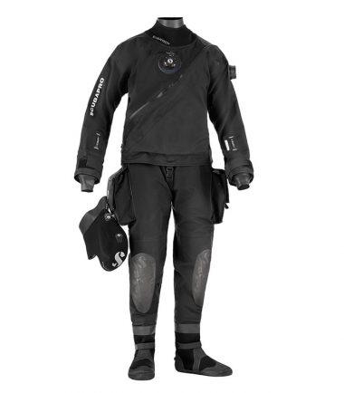 evertech dry breathable man scubapro dry suit