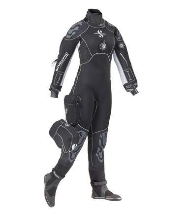 exodry 4.0 lady scubapro dry suit
