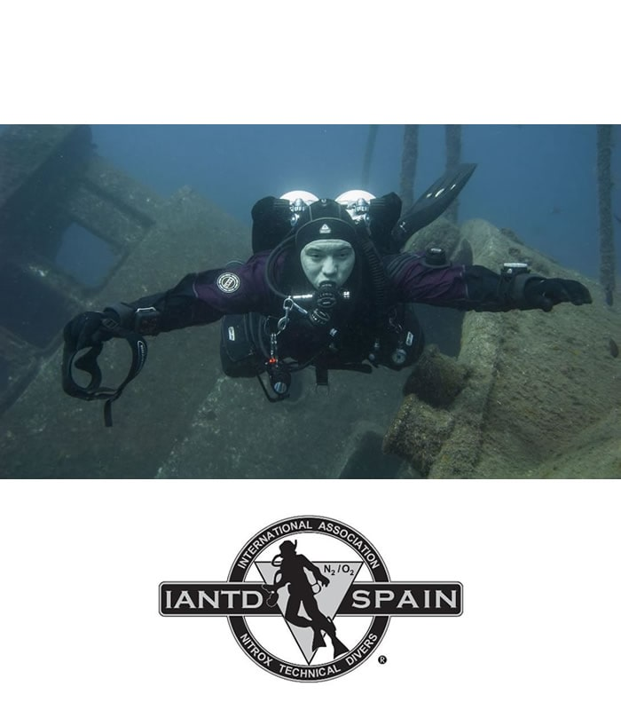 iantd advanced eanx supervisor tenerife