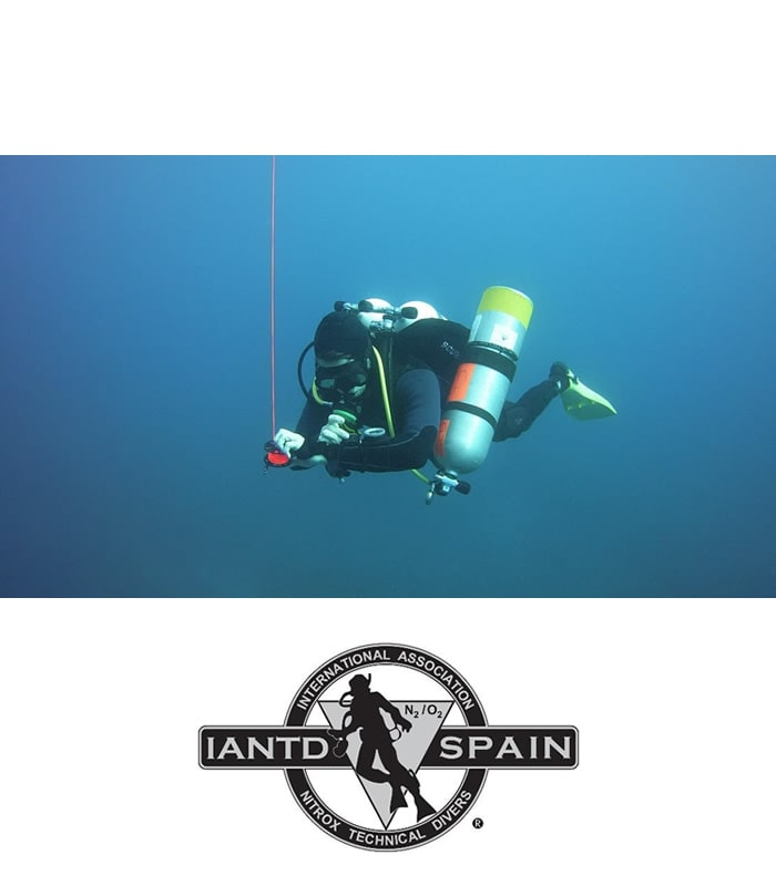 iantd deep diver training course tenerife