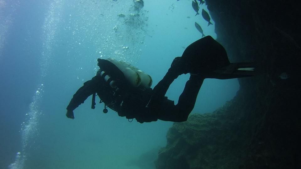 iantd nitrox diver