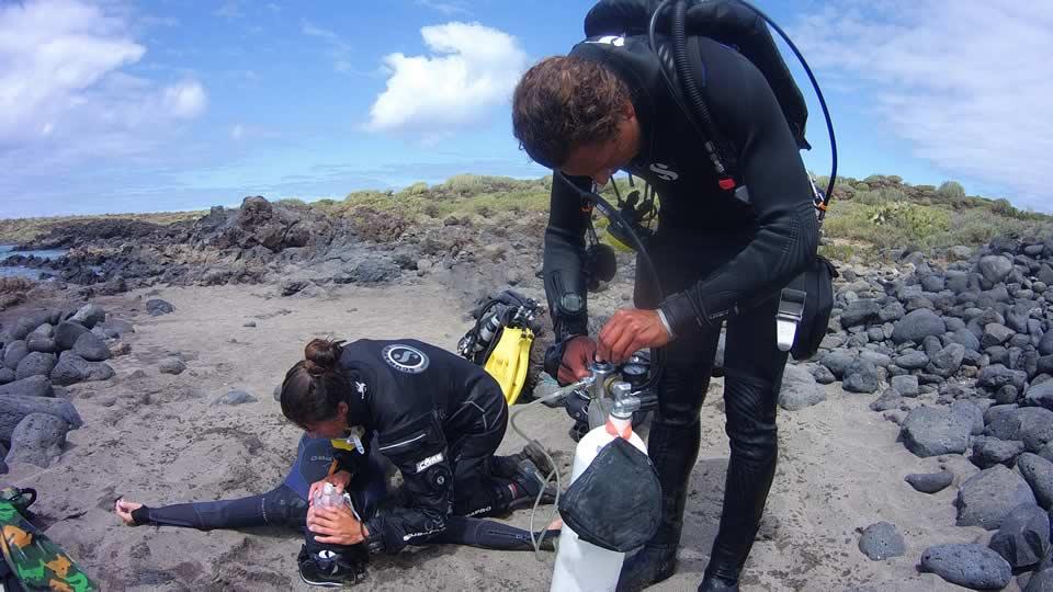 iantd rescue diver