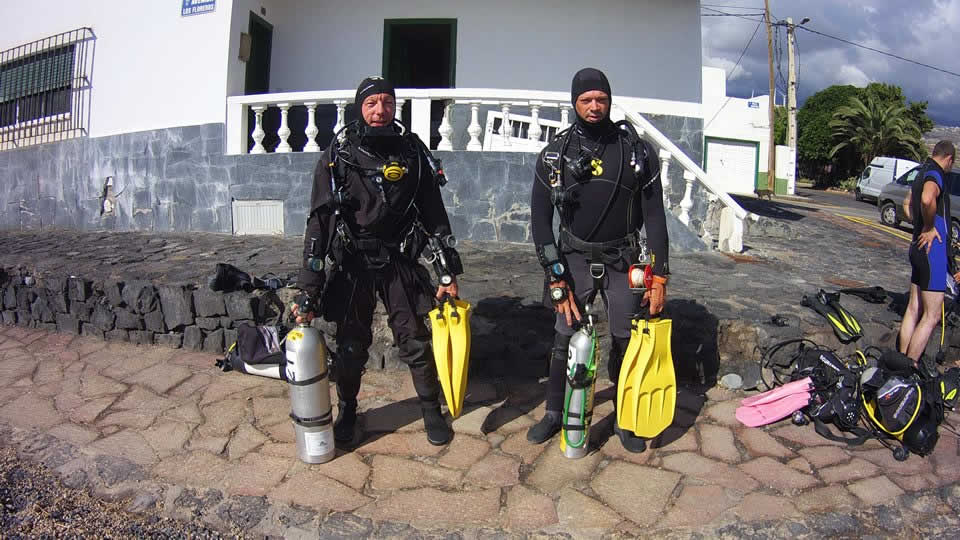 iantd self-sufficient diver