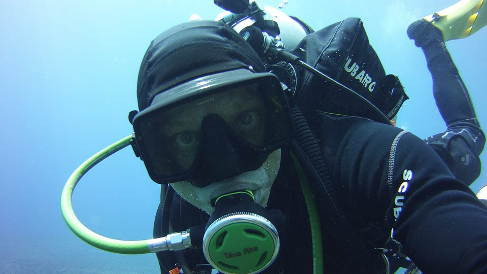 padi nitrox diver course Tenerife