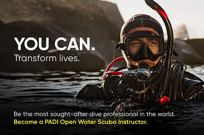 padi assistant instructor course tenerife