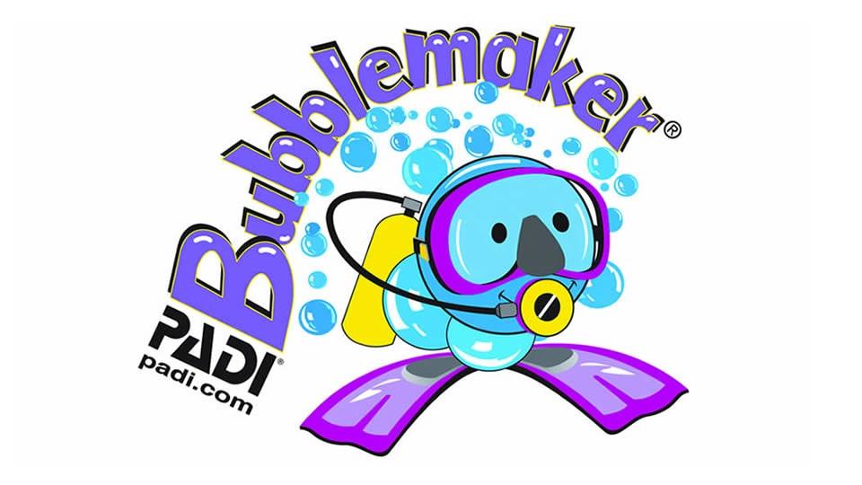 padi bubblemaker tenerife