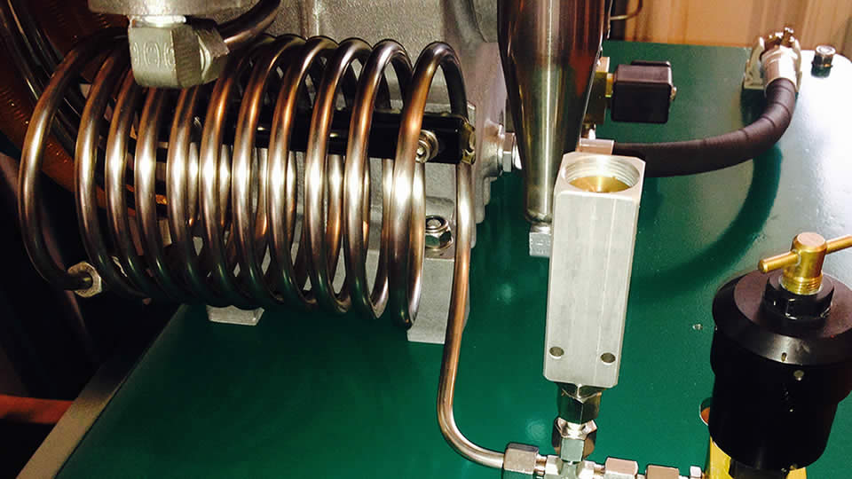 padi compressor handling specialist
