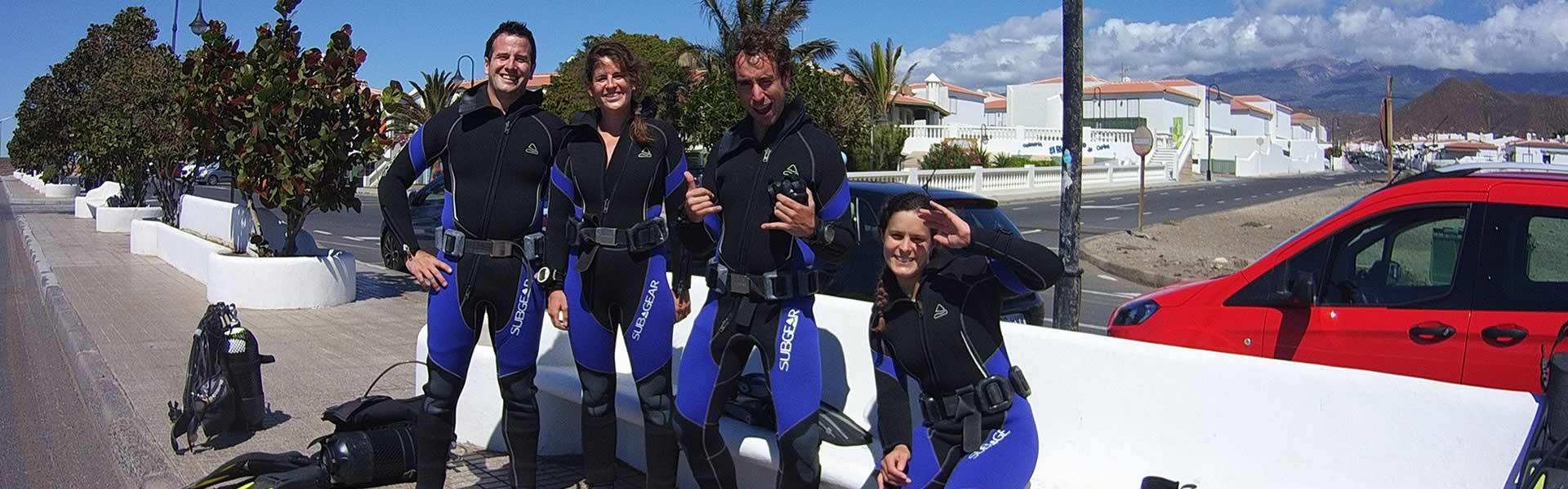 padi course prices tenerife