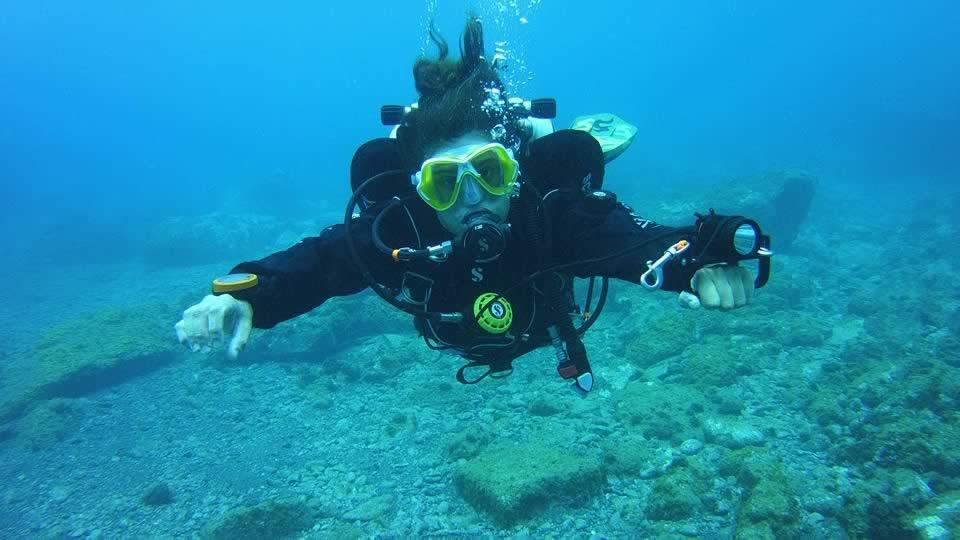 discover tec diving tecrec in tenerife