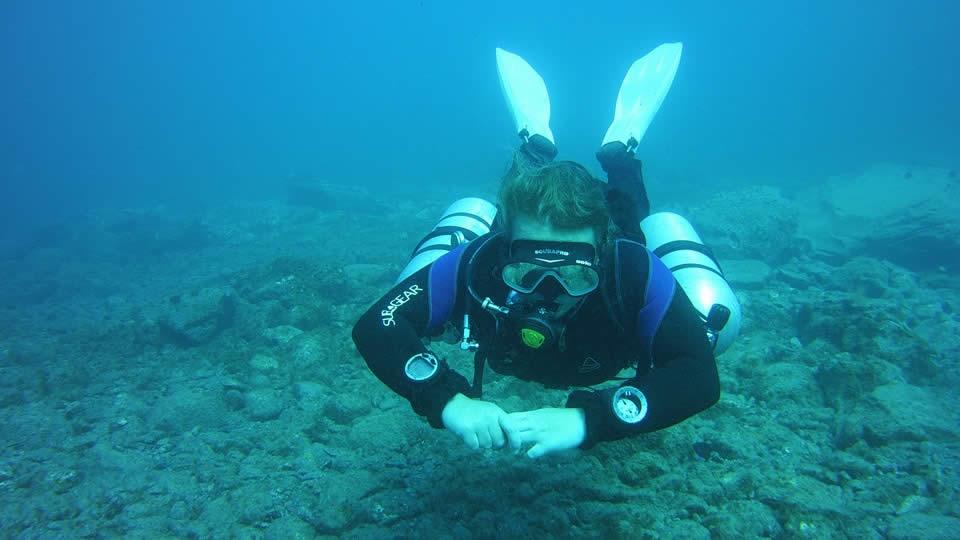 padi sidemount diver course scubapro tenerife