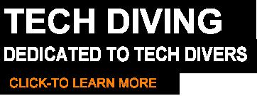 photo text tech diving tenerife
