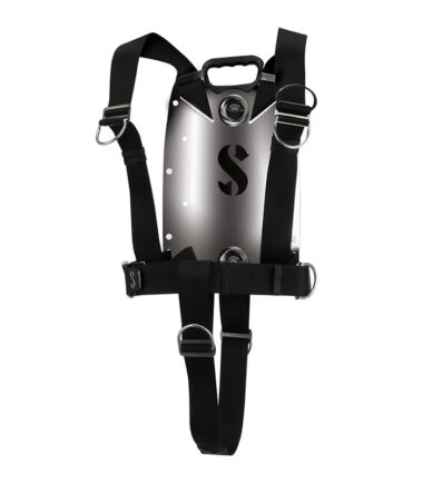 s-tek pure harness with back plate SS scubapro
