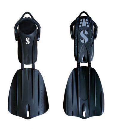 seawing nova black scubapro fin