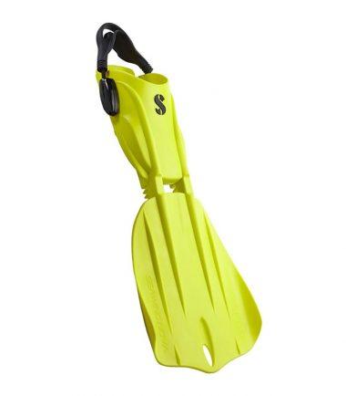 seawing nova yellow scubapro fin