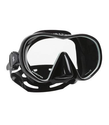 solo mask scubapro