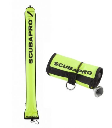 surface marker buoy yellow 1.4 m scubapro
