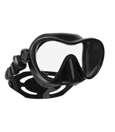 trinidad black scubapro mask