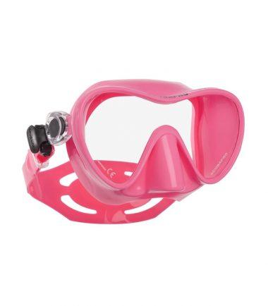 trinidad pink scubapro mask