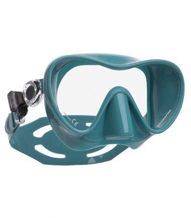trinidad turquoise scubapro mask