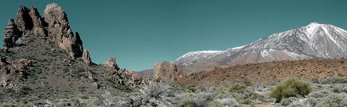vacation in tenerife teide national park