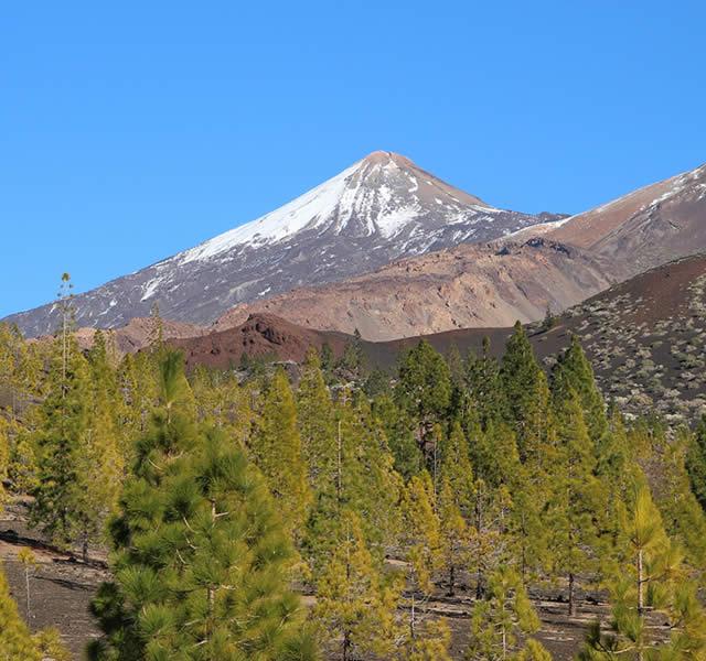 vacation in tenerife volcano teide