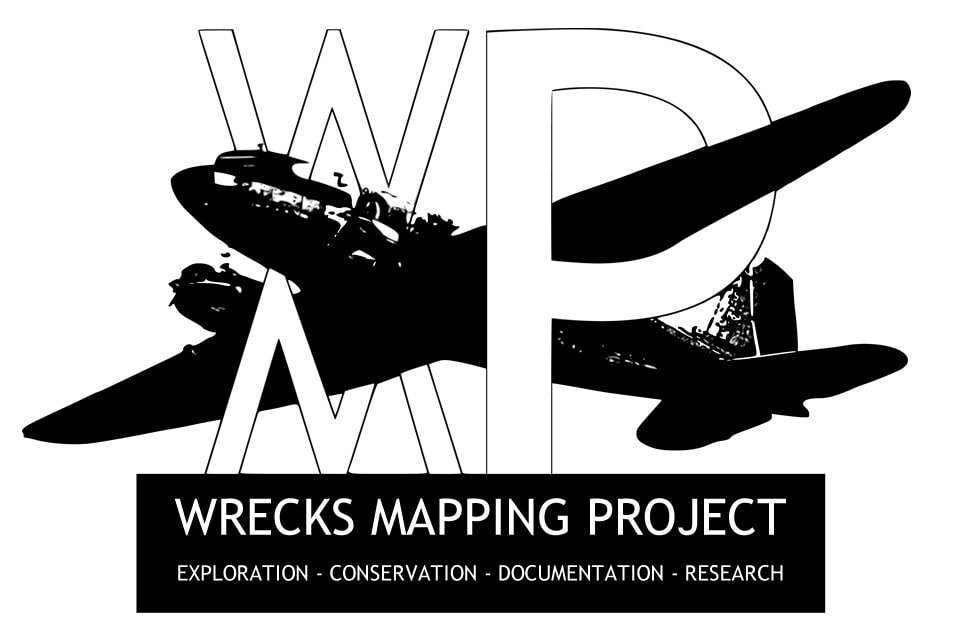 wrecks mapping project logo